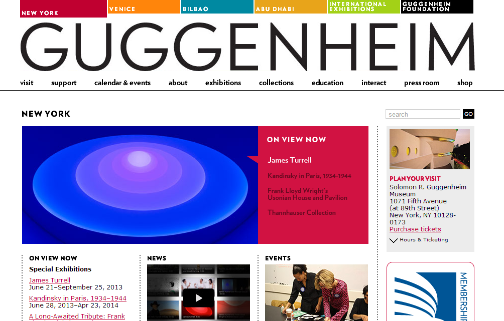 The Guggenheim Museums and Foundation - Google Chrome_2013-09-12_14-07-16
