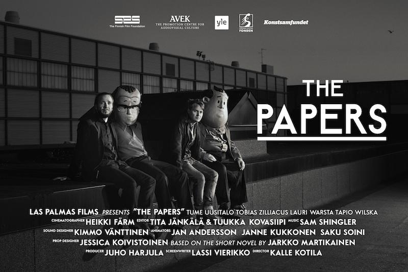 ThePapers2_credit Las Palmas