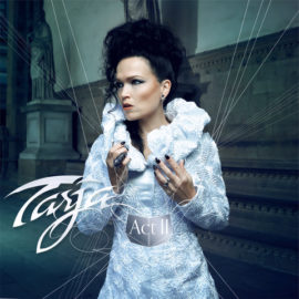 Tarja_Act II_2CD_cover