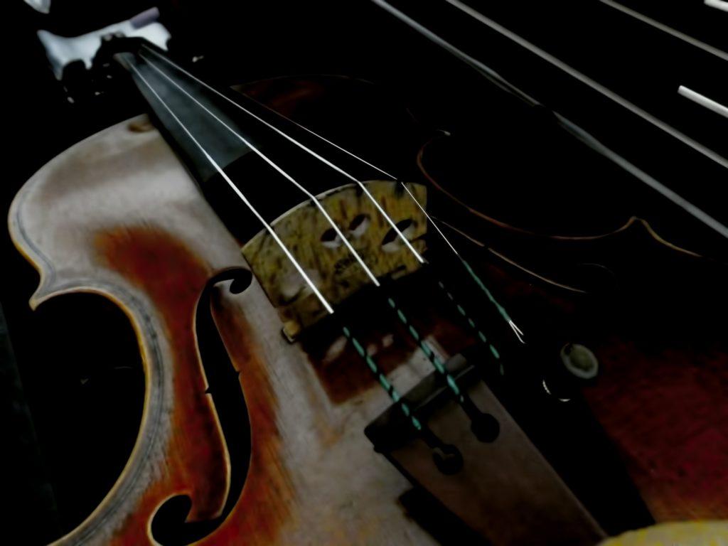low-light-violin