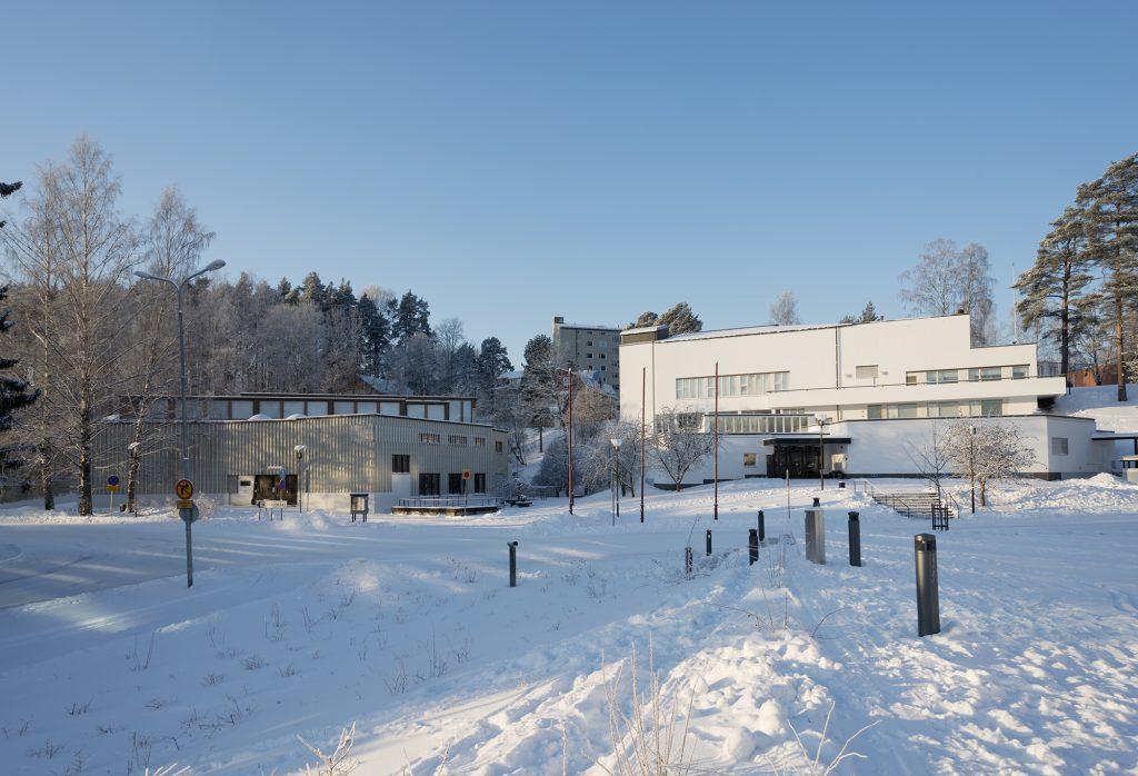 Alvar-Aalto-museo-ja-Keski-Suomen-museo.-Valokuva-Maija-Holma-Alvar-Aalto-säätiö